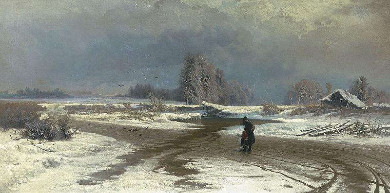 """""""Оттепель"""" 1871"""