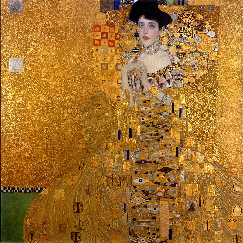 """""""Адель Блох-Бауэр"""", 1907"""