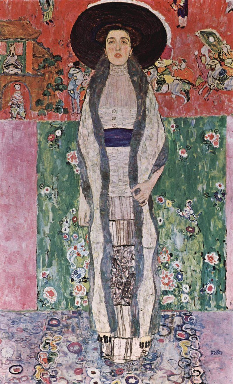 """""""Адель Блох-Бауэр"""", 1912"""