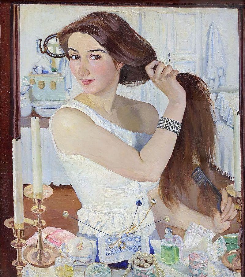 """Картину """"За туалетом"""" высоко оценили критики и именитые мастера"""