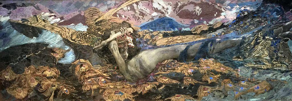 """""""Демон поверженный"""", 1902"""