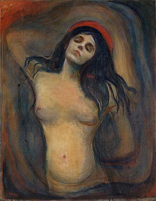 """""""Мадонну"""" двое вооруженных злоумышленников в месте с картиной """"Крик"""" украли из музея Мунка в 2004 году"""