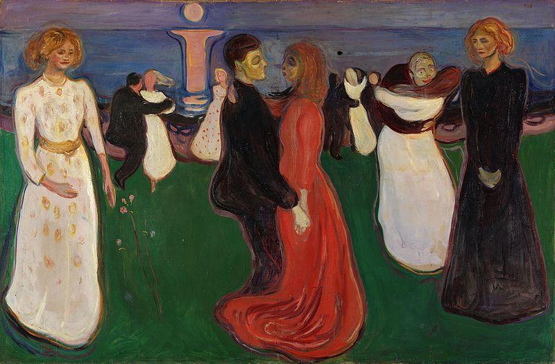 """""""Танец жизни"""", 1900"""