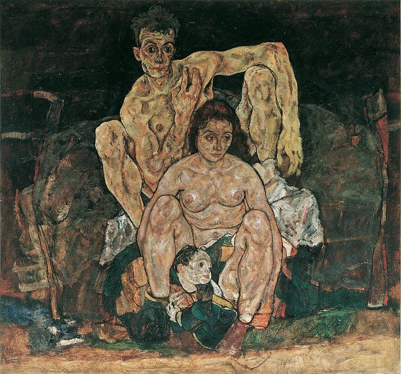 """""""Семья"""", 1918"""