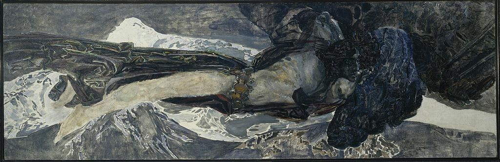 """""""Демон летящий"""", 1899"""