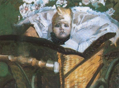 """""""Портрет сына художника"""", 1902"""