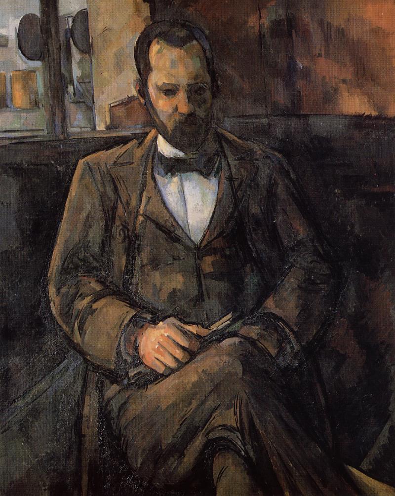 """""""Портрет Воллара"""", 1899"""