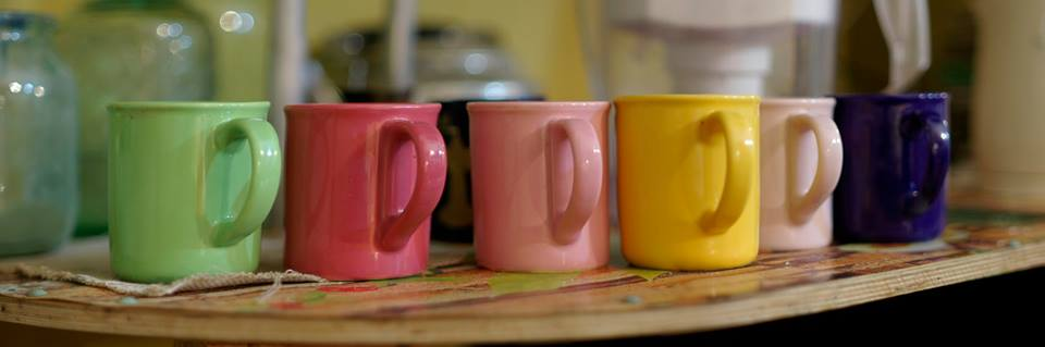Общую атмосферу создает каждая деталь, даже посуда (фото Сергея Березы)