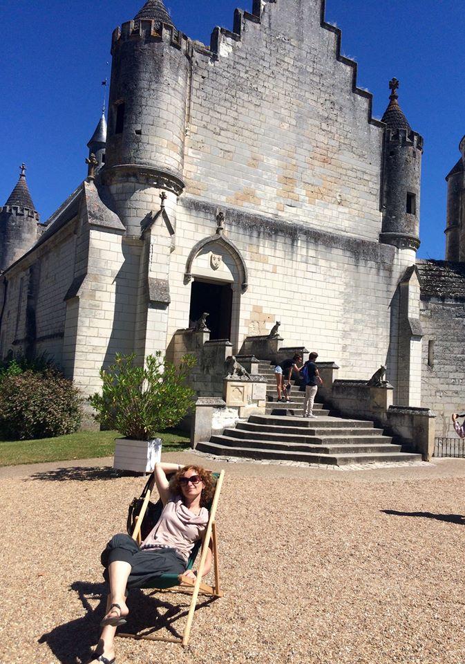 В средневековом городе Лош