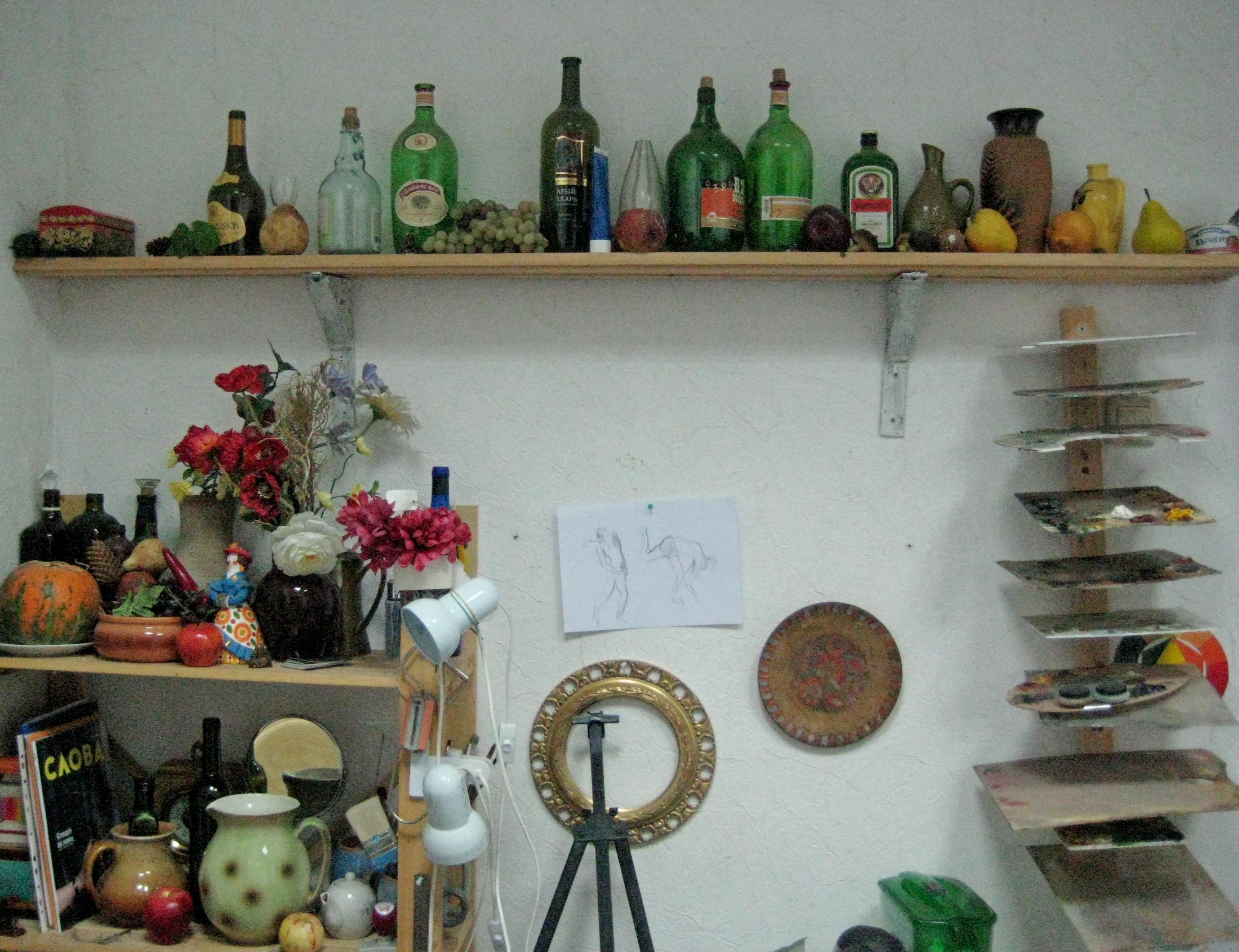 В новой студии появилась возможность хранить предметы для остановок