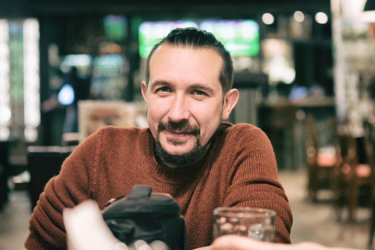 Леонид Блюммер (фото из соцсетей)