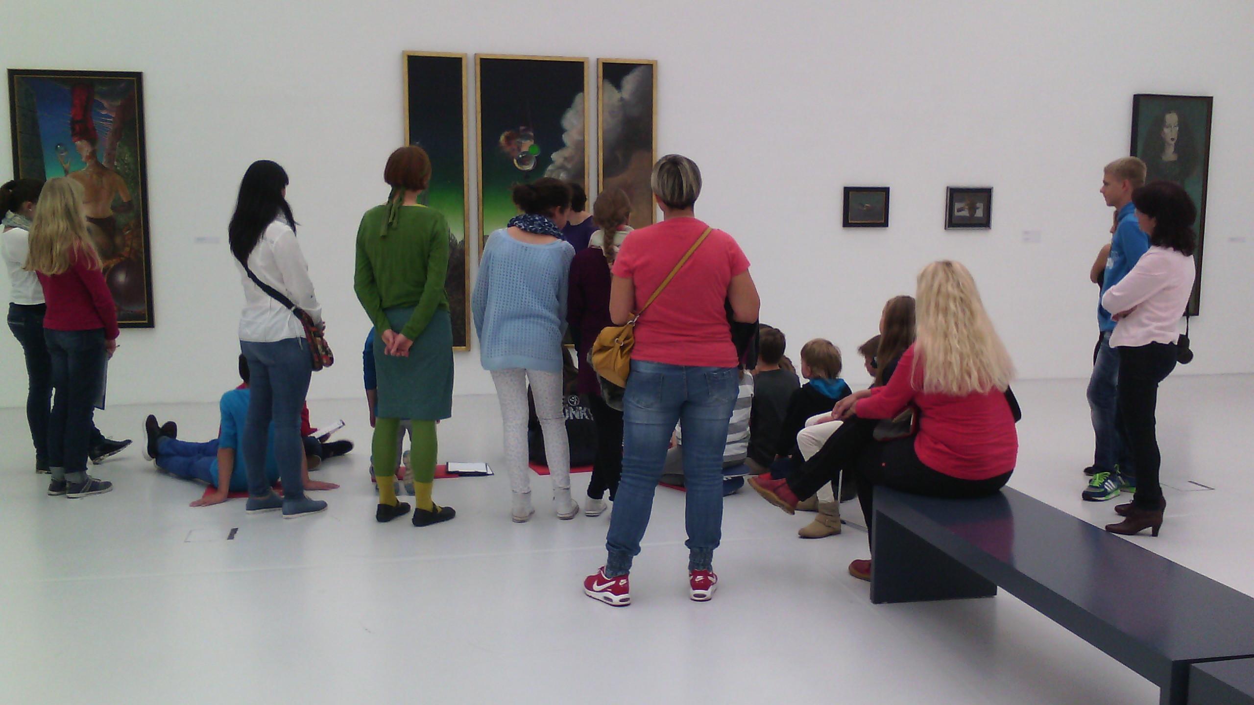 Музей современного искусства для стотысячного Котбуса - культурный центр