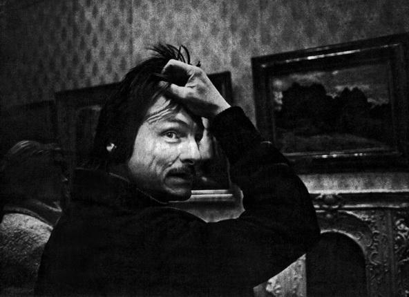 Андрей Тарковский в музее