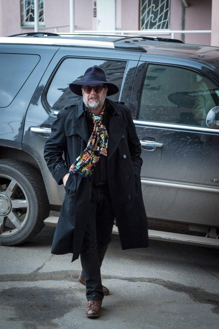 Борис Гребенщиков в Воронеже