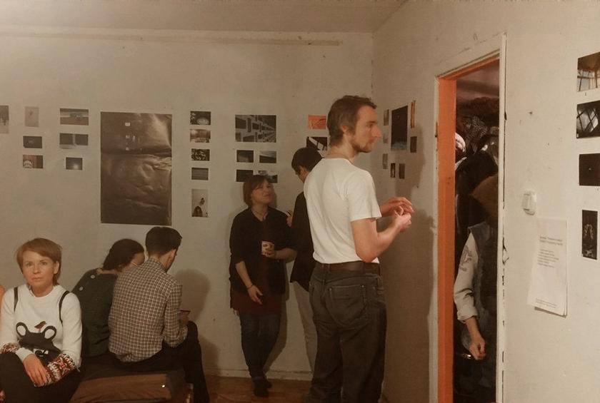 """Выставка фотографий """"Фрагменты миров"""" в галерее """"вНоре"""""""