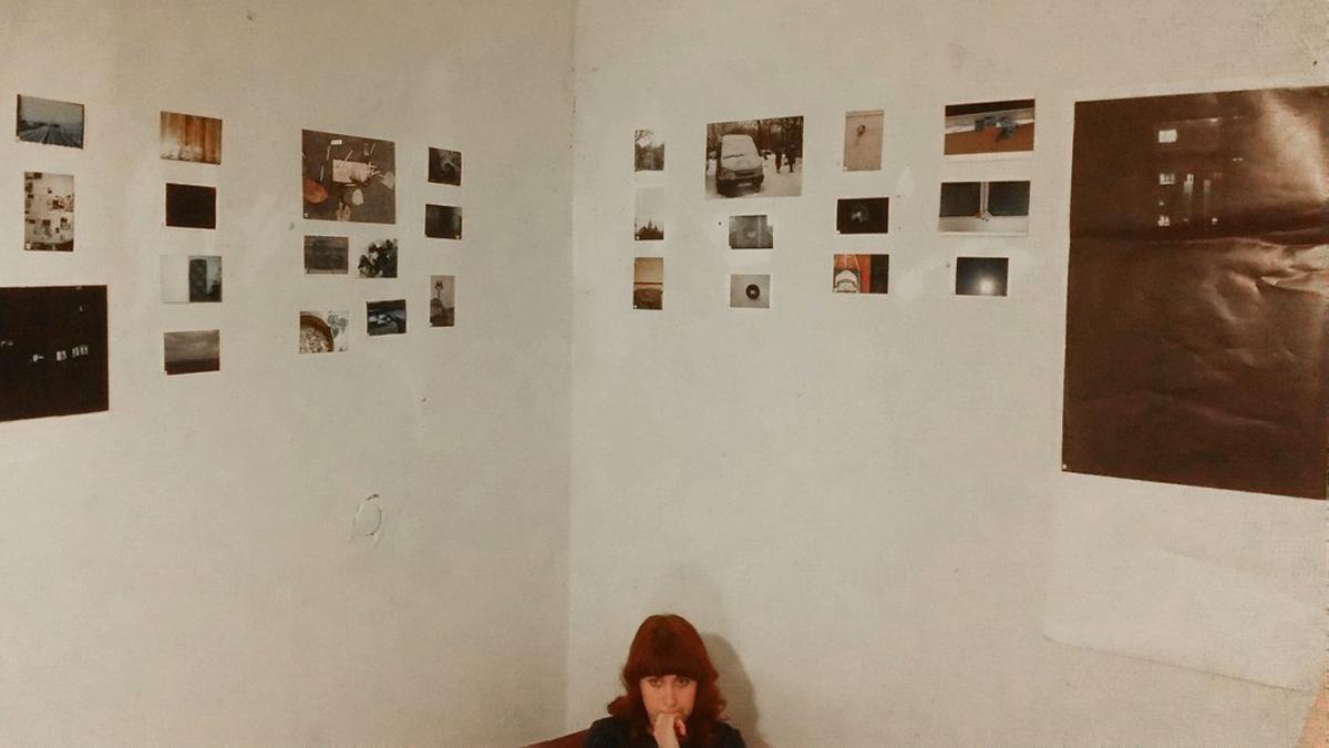 """Работы на выставке """"Фрагменты миров"""""""