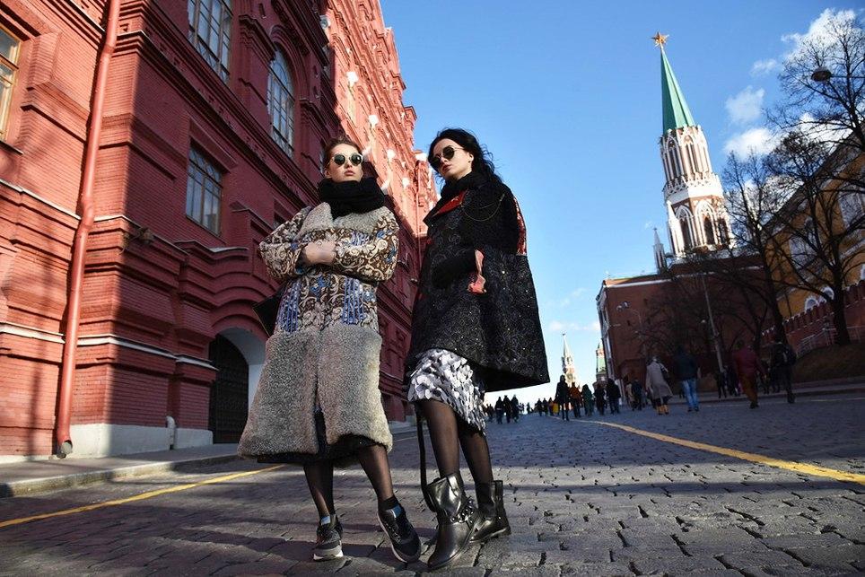 Пальто от Екатерины Ребежи покорили сердца многих модниц