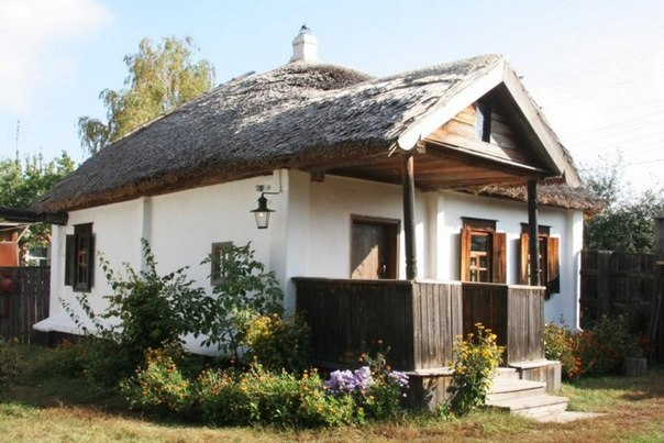 Дом, в котором художник провел детство