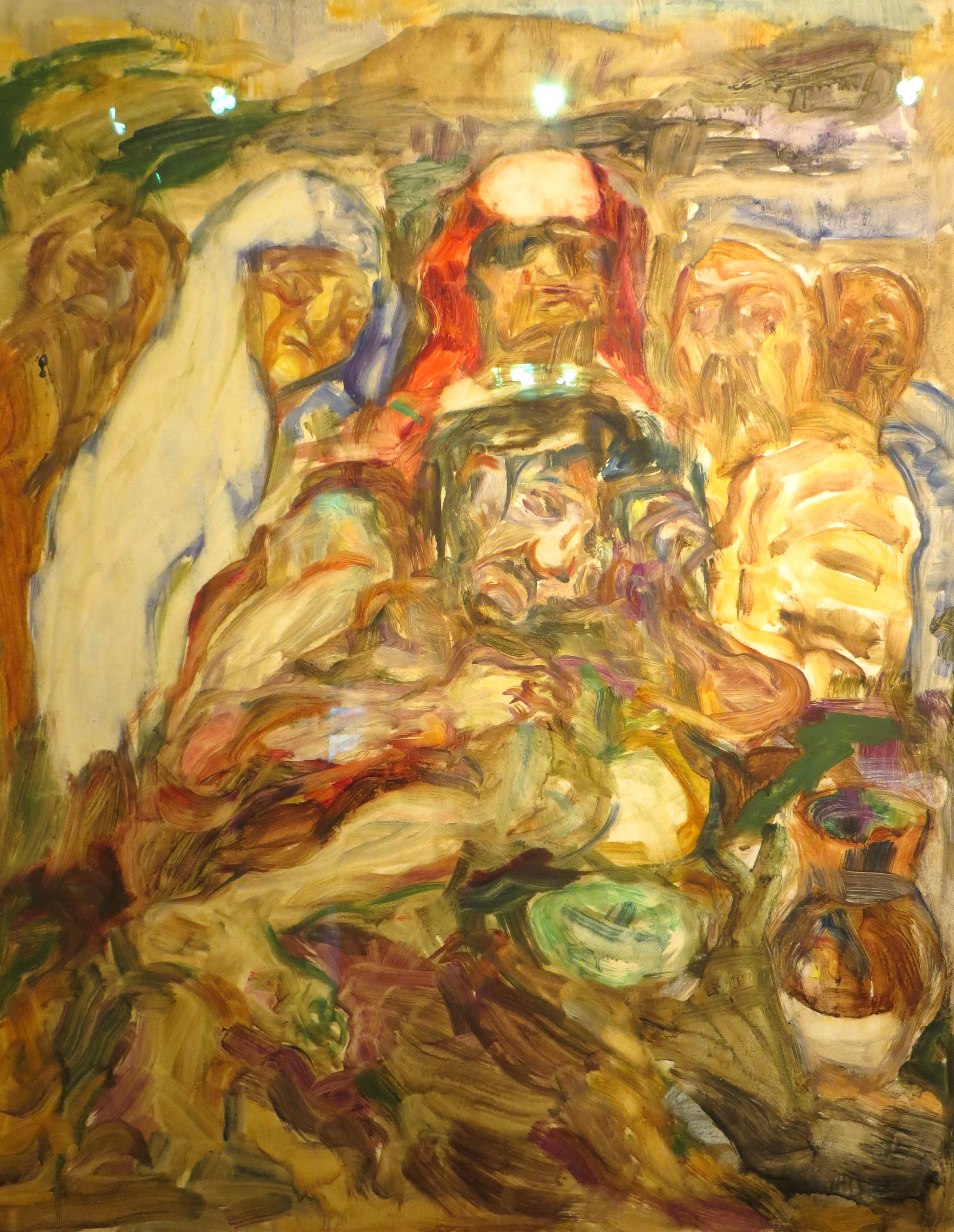 """""""Иов"""", 1960-е"""
