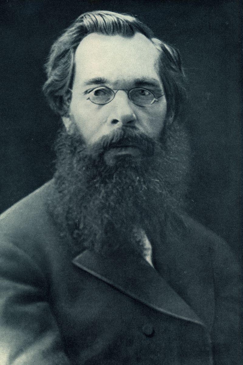 Алексей Саврасов, фото 1870-х годов