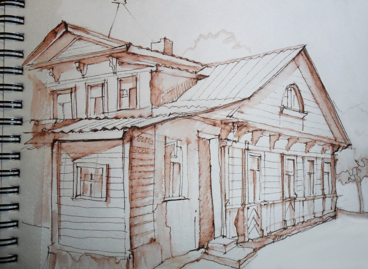 Рисунок Нелли Фроловой