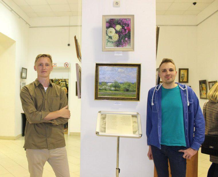 Евгений Гринев (слева) и Андрей Балычев (справа)