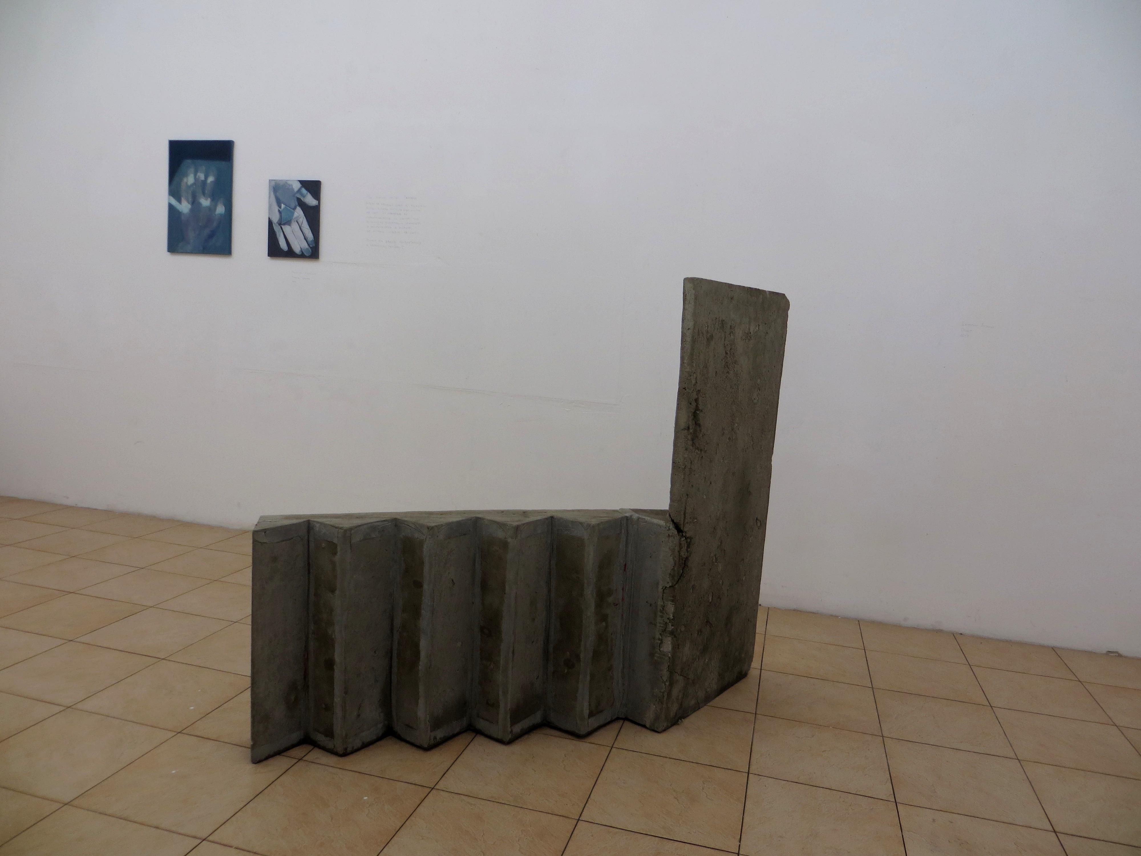 Скульптура Екатерины Лузгиной