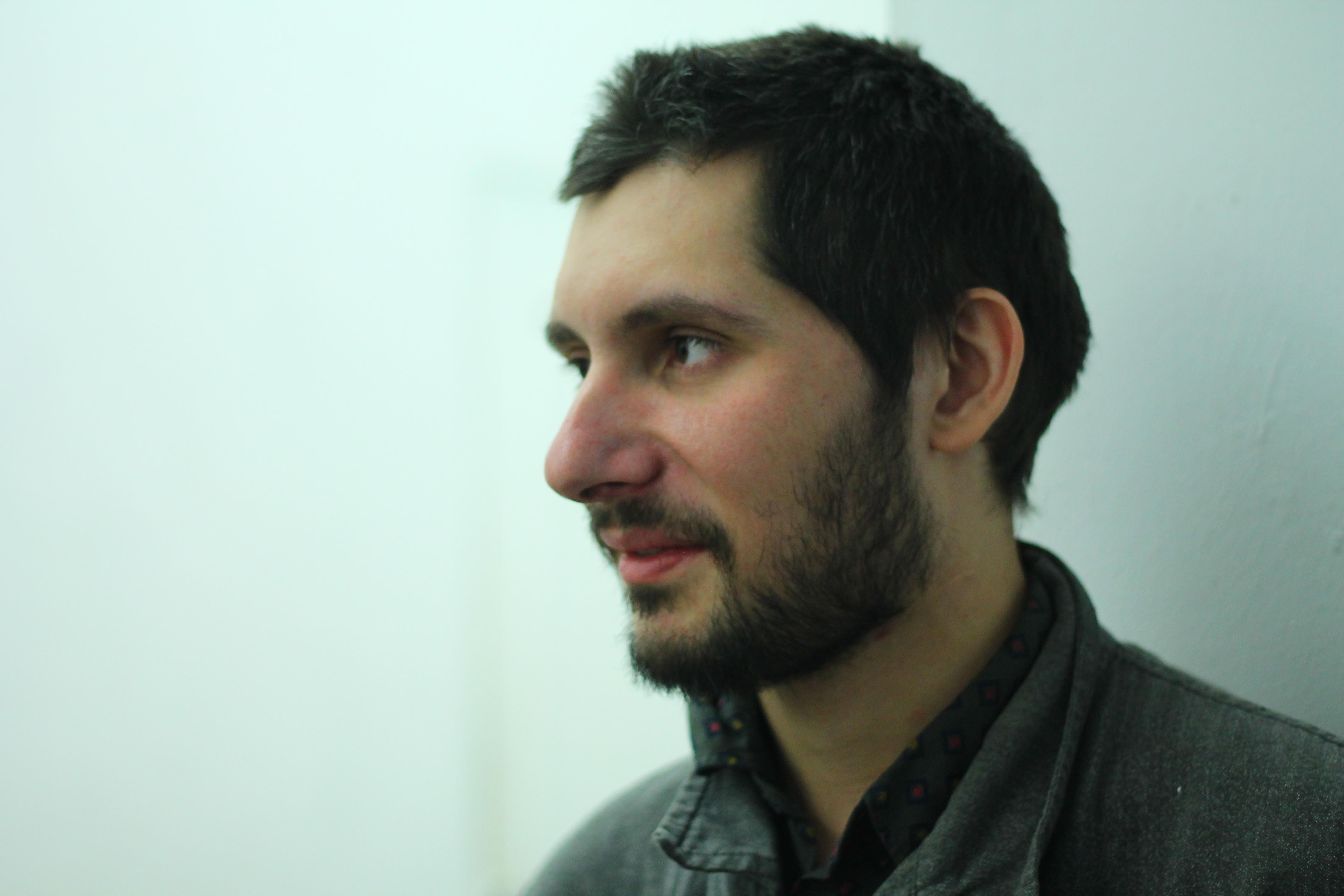 Илья Гришаев (фото Лены Дикой)