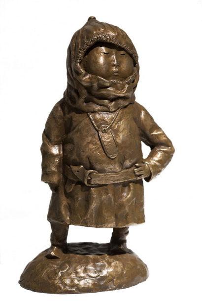 Скульптура Зорикто Доржиева