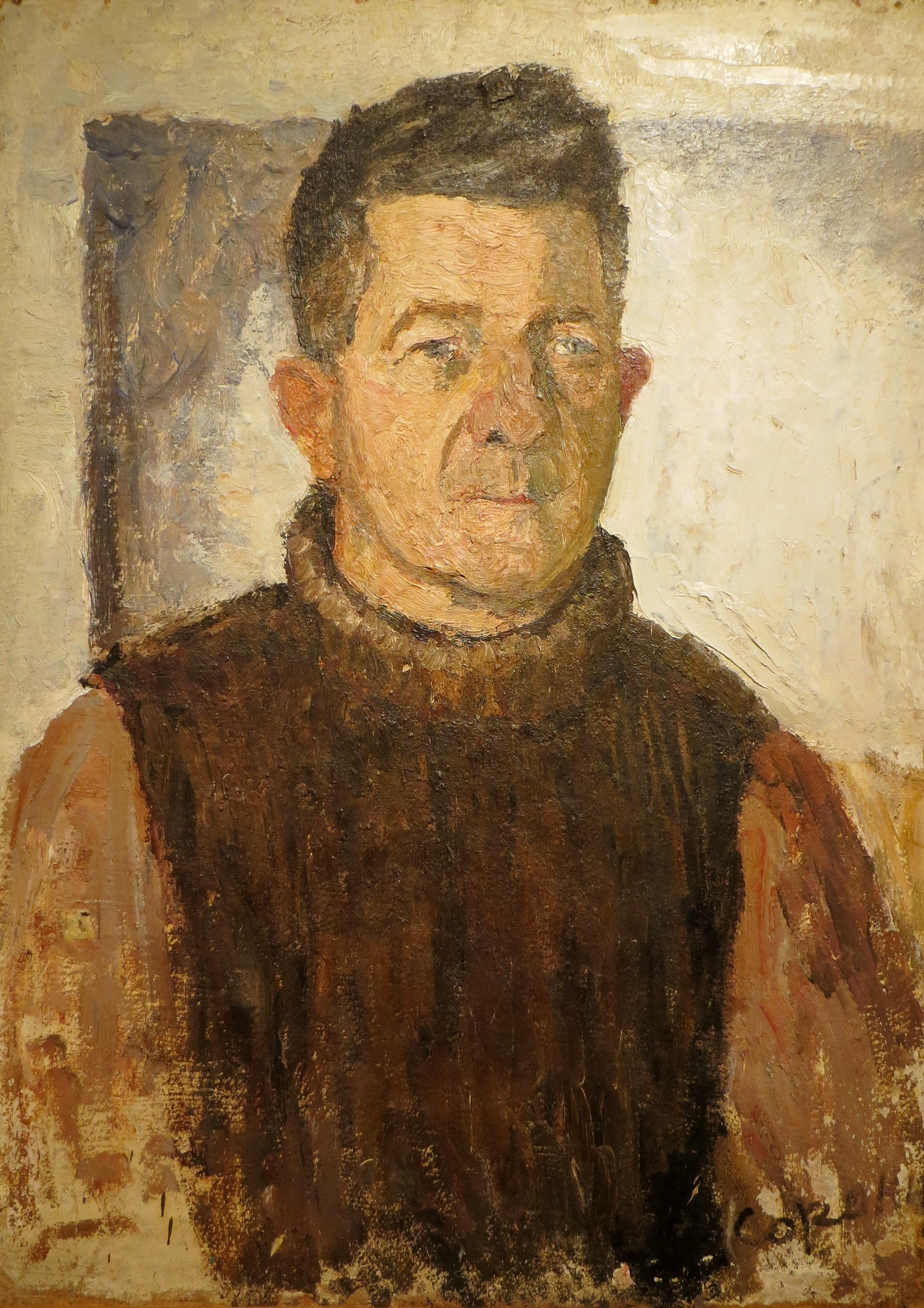 """""""Автопортрет"""", 1960-е"""
