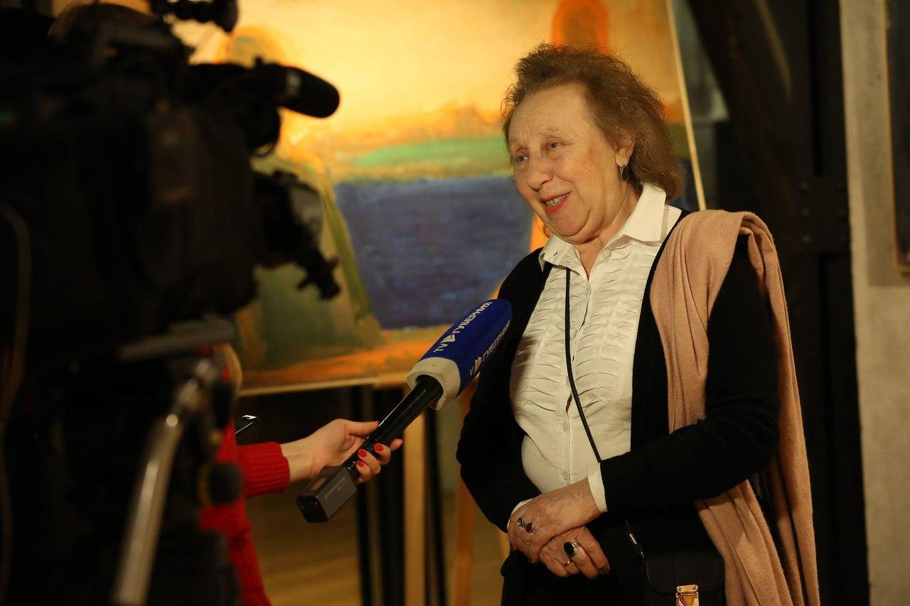 Ирина Старженецкая (фото пресс-служба Камерного театра)
