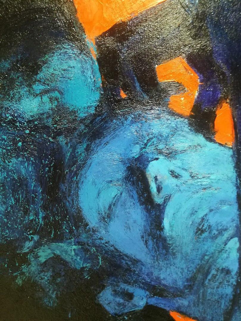 Фрагмент картины Игоря Щербакова