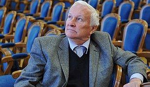 Художник Эдуард Кочергин