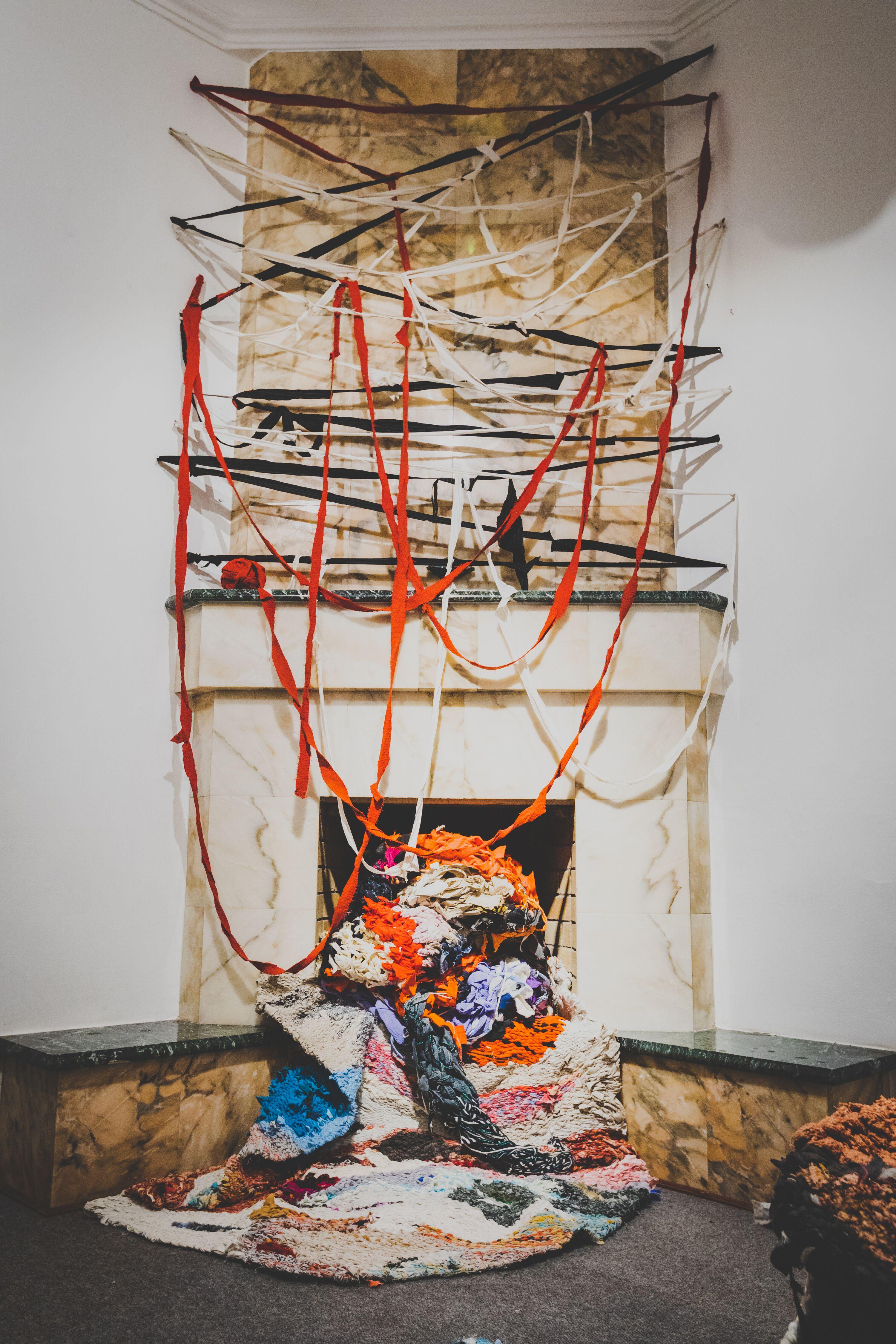 Выставка работ Евгении Ножкиной в галерее 25Кадр